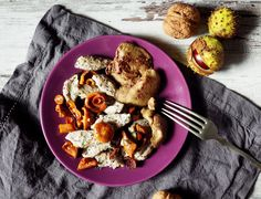 Quinoa Raz! Quinoa, Pancakes, Chicken, Meat, Breakfast, Food, Morning Coffee, Essen, Pancake