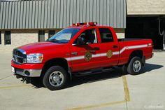Indiana Fire Trucks: Wabash Fire Department