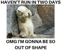 #fitnesshumor #runnersproblems