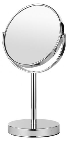 Having a PROPER portable makeup mirror will help take your makeup game to Beauty Influencer status! Blend beautifully, contour with care and precision, this 5 X Magnification mirror will help you do just that! Tissue Box Covers, Tissue Boxes, Toilet Brush, Glass Bathroom, Soap Dispenser, Makeup Yourself, Countertops, Interior