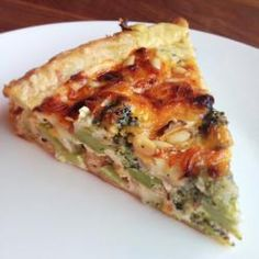Hartige taart met broccoli en brie @ allrecipes.nl