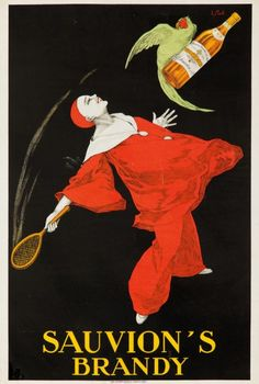 Vintage Wine Buy Art For Less 'Sauvion's Brandy Wine' by Public Domain Vintage Advertisement on Wrapped Canvas Size: - Vintage Advertising Posters, Vintage Advertisements, Vintage Posters, French Posters, Print Advertising, Vintage Wine, Vintage Ads, Vintage Stuff, Vintage Photos