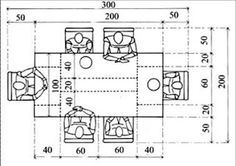 restaurant sofa seating dimensions - Google Search