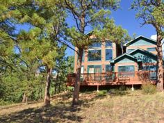 New Listing!! Quiet, Comfortable! Great Mountain Views!Vacation Rental in Estes Park from @homeaway! #vacation #rental #travel #homeaway