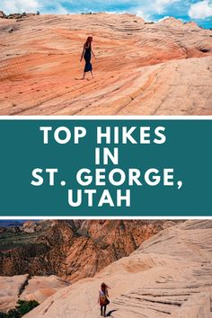 Top Hikes in St. Cool Places To Visit, Places To Travel, Places To Go, Travel Destinations, Usa Travel Guide, Travel Usa, North America Destinations, Hiking Guide, Hiking Trails