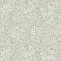 Acanthus - 5350 - familietapeter Acanthus, Tapestry, Wallpaper, Prints, Flowers, Cards, Diy, Design, Home Decor
