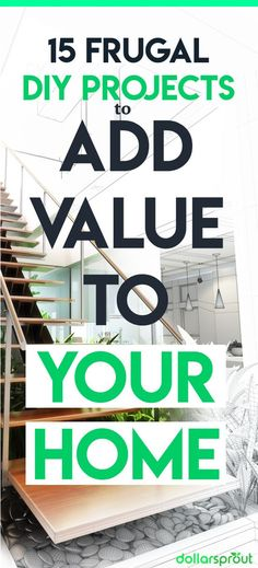 15 DIY Home Improvement Projects that Add Value to Your Property - DIY projects Diy Projects Home Improvement, Home Improvement Loans, San Diego, Diy House Projects, Diy Room Decor, Home Decor, Wall Decor, Decorating On A Budget, Home Renovation