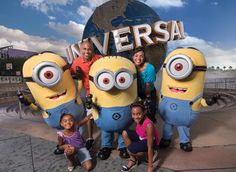 Top 5 Experiences for Toddlers at Universal Studios Florida #UniversalOrlando #UniversalStudios