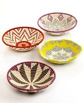 NEW Rwanda Baskets Collection