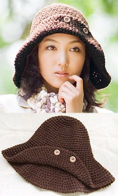 zakka crochet hat - free pattern through Ravelry - use; Directly To PDF File. You may need to upgrade to PDF Asian language, do so, and PDF will pop up!