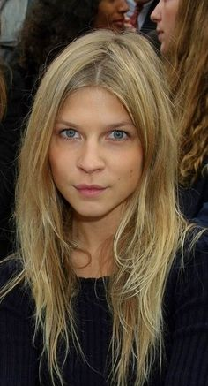 Clemence Poesy - natural + quintessentially french