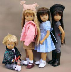 Sasha Doll UK. Sasha Dolls were produced in Germany and the United Kingdom beginning in the late 1960s.