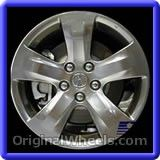 Acura MDX 2009 Wheels & Rims Hollander #71760 #Acura #MDX #AcuraMDX #2009 #Wheels #Rims #Stock #Factory #Original #OEM #OE #Steel #Alloy #Used