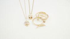 Golden jewels by Archerade