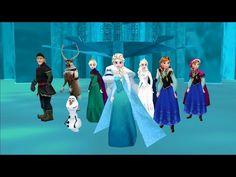 MMD | Frozen | Michael Jackson - Thriller by DangerSpirit on Youtube