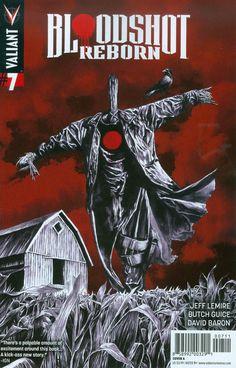 Bloodshot Reborn #7 - The Hunt Part 2 (Issue)