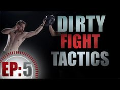 Street Fighting Tactics: Pressure Points & Dirty Fight Moves | Shane Fazen | fighttips.com #streetfight #selfdefence