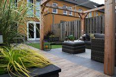 Back Gardens, Outdoor Gardens, The Constant Gardener, Back Garden Design, Backyard, Patio, Rooftop, Building, Outdoor Decor