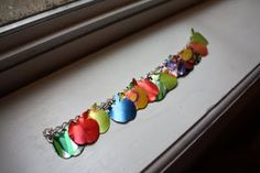 snapdragon crafts: pop can jewelry tutorial
