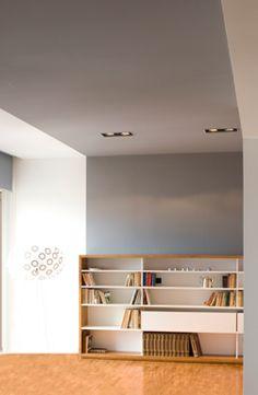 libreria in legno su misura Palermo, Shelves, Interior Design, Home Decor, Nest Design, Shelving, Decoration Home, Home Interior Design, Room Decor