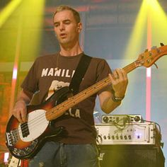 Jamiroquai - Bassist : Paul Turner