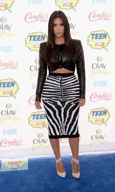 Kim Kardashian vem ao Brasil em maio para lançar coleção com a C&A