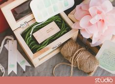 Custom and Creative photo flash drive Packaging for Photographers | USB and Wooden Box Ideas for wedding and portrait clients | photo by www.1314studio.com