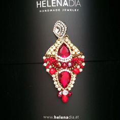HelenaDia Ohrringe, Quasten Ohrringe, Tassel Earrings, HelenaDia Jewelry, Earrings