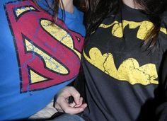 batman, friendship, girl, girls , shirts - inspiring picture on Favim.com