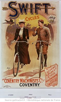 Swift Cycles . The Coventry Machinists C° Ltd, Coventry : the Leading & Oldest Cycle Manufacturers in the World
