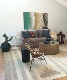 eclectic style at the Wilkins home, via 503found