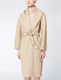 Love this MaxMara coat but would want longer and more tailored sleeved