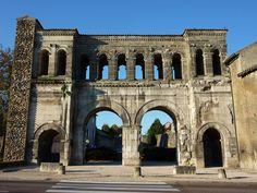 porte Saint-André - Autun — Wikipédia