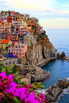 Cinque Terre, Rio Maggiore - Italy