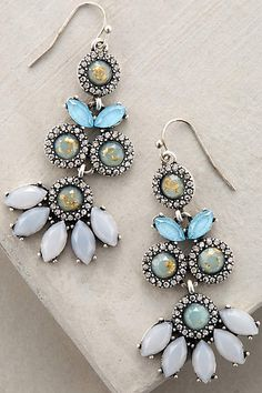 Sayulita Earrings - anthropologie.com