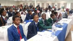 WATCH: Cops, youth gather for crime prevention summit