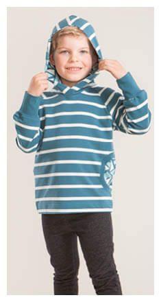 Kinder Hoodie mit Kapuze - Gratis Schnittmuster ❤ Gr. 86/92 – 134/140 ❤ PDF zum Ausdrucken ❤ Freebook ❤ selber nähen ❤ ✂ Jetzt Nähtalente.de besuchen ✂ ❤ free sewing patterns for kids ❤