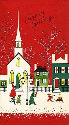 Vintage Christmas #Christmas Decor| http://christmas-decor-styles-572.lemoncoin.org