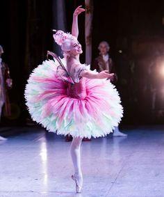 "Dimity Azoury, ""The Sleeping Beauty"" choreography by David McAllister, The Australian Ballet"