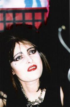 "ilovesiouxsiesioux: "" ♡ Siouxsie Sioux ♡ """