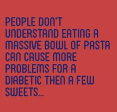 How well do you understand carb content? Something doesn't have to taste sweet to have an effect on blood sugar levels.