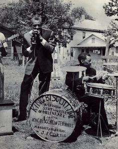 Sonny Boy Williamson on the King Biscuit Flour Hour