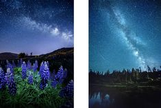 Everything You Need To Know About Night Sky Photography - 500px Stunning Photography, Night Photography, Landscape Photography, Photography Ideas, Another Earth, Night Sky Photos, Dark Skies, Photo Tutorial, Photoshop Tutorial