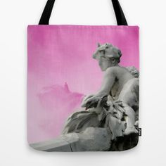 Tote bag, Paris.http://society6.com/1mondepart/Paris-Basin_Bag#26=197