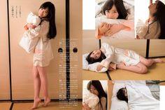 [Weekly Playboy] 2015 No.14 橋本環奈 (橋本環奈 Hashimoto Kanna) - 桌布秀