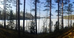 Luonto on tuolla ulkona. #isomelkutin #melkutin #t #outdoors #nature #finland #lake