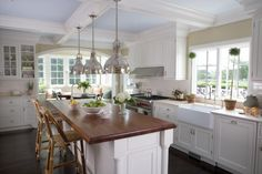 kitchen by Smith River Kitchens