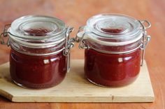 Marsala fig jelly