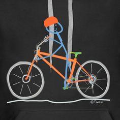 Strichmännchen Stick figure   Fahrradfahren Strichmännchen Sport Freizeit Spaß - Frauen Premium Hoodie Outdoor Survival Gear, Bts Stuff, Cloth Bags, Rugs On Carpet, Sea Shells, Interior And Exterior, Breakfast Recipes, Graffiti, Lifestyle