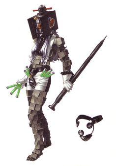 Unknow demon - Kazuma kaneko